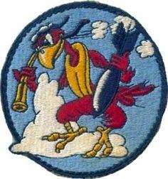 WW2 SQUADRON PATCHS