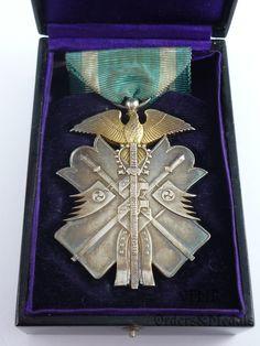 Japan - Order of Golden Kite 7th Class (Meiji era)