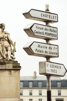 ♔ Bonjour Paris