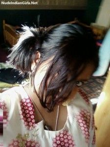Horny Indian Ex Girlfriend Taking her Self Shot Boobs Pics