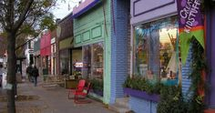 Linden Hills, MN. Near Lake Harriet with good shopping and great restaurants.