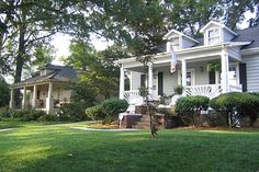 Lovely historic Elizabeth--one of my favorite communities in Charlotte!