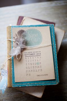 Stilvolle Einladungskarten als Einstimmung auf Eure perfekte Hochzeit / classy invitations to set the mood for your perfect wedding by Stennie via DaWanda.com