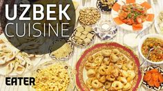 Authentic Uzbek Food Is A Delicious Mash-Up of Cultural Influences, ,