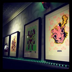 abeto verde art work exhibition / santurtzi - spain 2012