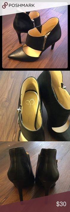 Jessica Simpson black pumps Never worn. Classy pumps for the office or a ladies night out. Jessica Simpson Shoes Heels