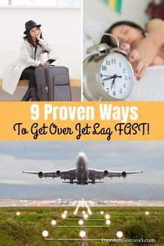 Do you know how to get over jet lag fast? Learn the best kept tips, hacks, secrets and remedies of travelers to cure your jet lag now! #tips #hacks #remedies #symptoms #howtogetover #prevent