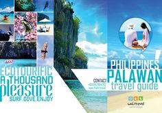 Travel Brochure  Adphutureowlie    Travel Brochure