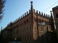 College of Santa Teresa/サンタ・テレサ学院 @Barcelona