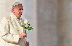 El Papa en la audiencia: 'Dios al perdonar enseña que su amor es mayor que mi pecado'