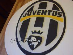 Sweet Fireblue: Torta Juventus...(top tutorial)