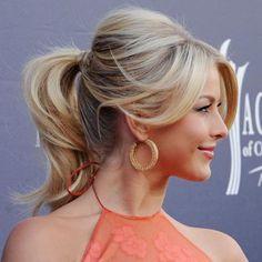 Super cute ponytail!