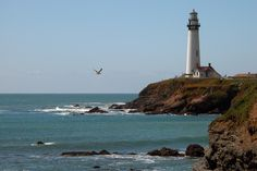 Beautiful photo of a Light house- Taken by Christy Dowdle. Somewhere in California