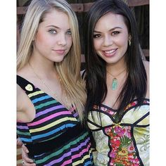 Young Ashley and Janel