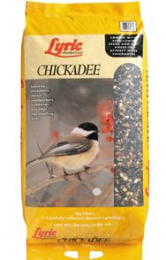 We carry the full line of Lyric bird products!