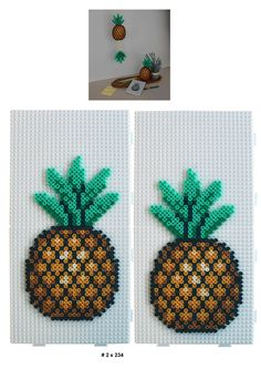Inspiration for playing with Hama Beads Perler Bead Designs, Hama Beads Design, Diy Perler Beads, Perler Bead Art, Melty Bead Patterns, Pearler Bead Patterns, Perler Patterns, Beading Patterns, Pixel Art