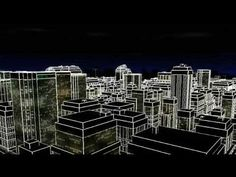 This is a demonstration of a program I wrote to generate and fly through a dynamically generated city. You can read the step-by-step of how it was made at my. Opengl Projects, Pixel City, Procedural Generation, Cities, Design Suites, Urban Planning, Data Visualization, Willis Tower, Maya