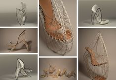What do you think of this Marla Marchant 3D-printed footwear? Tweet us your thoughts @Tastevin Magazine