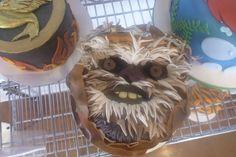 Cool Ewok cake!