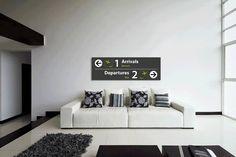 Cool AirPart sign. www.airpart.nl #woondecoratie #wooninspiratie