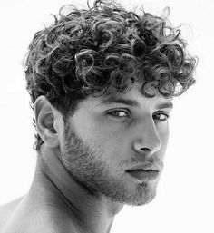 Mens Messy Hairstyles In 2020 30 Trendy Curly Hairstyles for Men 2020 Collection Hairmanz Men Haircut Curly Hair, Male Haircuts Curly, Perm Hair Men, Men Perm, Long Curly Hair Men, Thin Hair, Hairstyle Short, Mens Curly Hair Cuts, Short Haircuts
