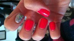 Neon China Glaze and Nicki Minaj OPI