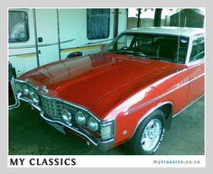 1975 FORD FAIRLANE 500 classic car