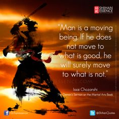 Samurai's Quotes by Shihan Essence #McDojo #McDojoLife www.Facebook.com/McDojoLife