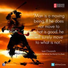 Samurai's Quotes by Shihan Essence #McDojo #McDojoLife…