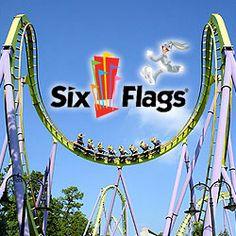 Go to Six Flags - Georgia