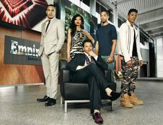 Empire is a hip-hop family drama created by Lee Daniels (known for directing movies like The Butler and Precious) and Danny Strong, and stars Terrence Howard and Taraji P. The show is parti. Serie Empire, Empire Cast, Empire Fox, Lucious Lyon, Brooklyn Nine, Hip Hop Radio, Tv Moms, Empire Season, Fox Series