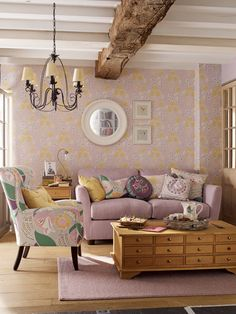Laura Ashley USA Bloomsbury Home Collection