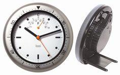 """6.6"""" Aquamaster Convertible Wall and Desk Clock"""