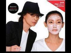 ▶ Японский омолаживающий массаж лица от Танака Юкуко - YouTube