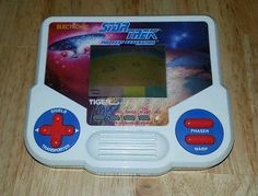 Tiger LCD game