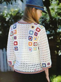 """[   """"Irish lace, crochet, crochet patterns, clothing and decorations for the house, crocheted."""" ] #<br/> # #Crochet #Art,<br/> # #Irish #Crochet,<br/> # #Crochet #Patterns,<br/> # #Crochet #Sweaters,<br/> # #Crochet #Clothes,<br/> # #Crochet #Tops,<br/> # #Crochet #Blouse,<br/> # #Irish #Lace,<br/> # #People<br/>"""