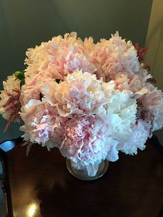 gorgeous peony blooms from the garden