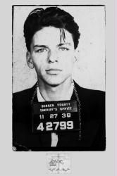 Frank #Sinatra #poster: #Mugshot (24'' X 36'') Only $6.97 from www.moviepostersetc.com