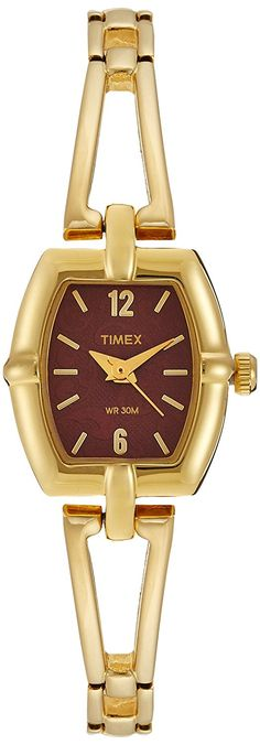 Timex Classics Analog Women's Watch - * You can find more details by visiting the image link. Timex Watches, Luxury Watches, Michael Kors Watch, Image Link, White Gold, Detail, Diamond, Classic, Accessories