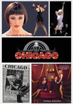 Stage Show, Jazz Music, Chicago, Cinema, The Originals, Classic, Movies, Movie Posters, Derby