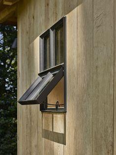 sauna in houten bijgebouw   Bogarden