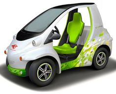 Single Seat Electric, Top speed 60 KPH (see Google for conversion) Coming (maybe) sometime in the future.