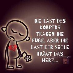 Die Last des...