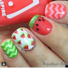 Love the watermelon theese totally capture the theam of summer