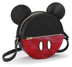 It was plain to see from the very start that Mickey Mouse and Minnie Mouse had a special connection. Now, share in the magic of Disney's first sweethearts with a Mickey Mouse and Minnie Mouse handbag that's loaded with style from front to back. Disney Handbags, Disney Purse, Purses And Handbags, Pink Handbags, Crossbody Shoulder Bag, Leather Shoulder Bag, Shoulder Handbags, Leather Crossbody, Leather Handbags