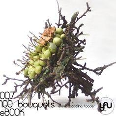 PERE si CIUPERCI   #100bouquets 007 Ziua 7 din #100bouquets, powered by YaU ... cu ceva special PERE & CIUPERCI :) ! Un buchet mai altfel cu o structura din crengute de par (in special perii au o textura aparte a scoartei, cu tente de gri si verde ... ), iar in loc de flori am folosit pere salbatice pentru baza buchetului si un accent cu ciuperci. Este un buchet experiment ... mi-as dori sa intalnesc o curajoasa care sa il poarte ... nu se ofileste usor :) ! #100bouquets, powered by YaU,...