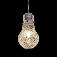 Bulb Style Chandelier from notonthehighstreet.com