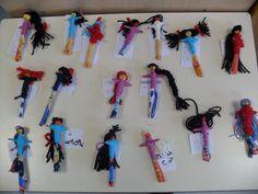 Fabriquer des poupées tracas
