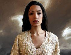 "Check out new work on my @Behance portfolio: ""Jasmin"" http://be.net/gallery/47494147/Jasmin"