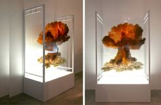 3D Explosions by Eyal Gever – Fubiz™